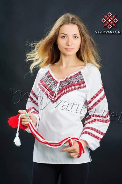 Українська жіноча вишиванка, арт. 0030