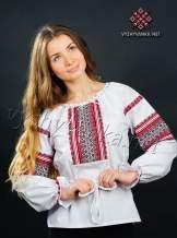 Українська жіноча вишиванка, арт. 0032