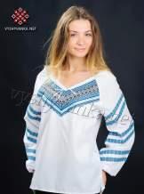 Украинская вышиванка женская, арт. 0036