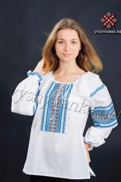 Украинская вышиванка женская, арт. 0040