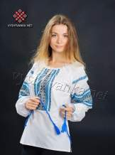 Українська вишиванка жіноча, арт. 0040