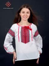 Українська вишиванка жіноча, арт. 0042