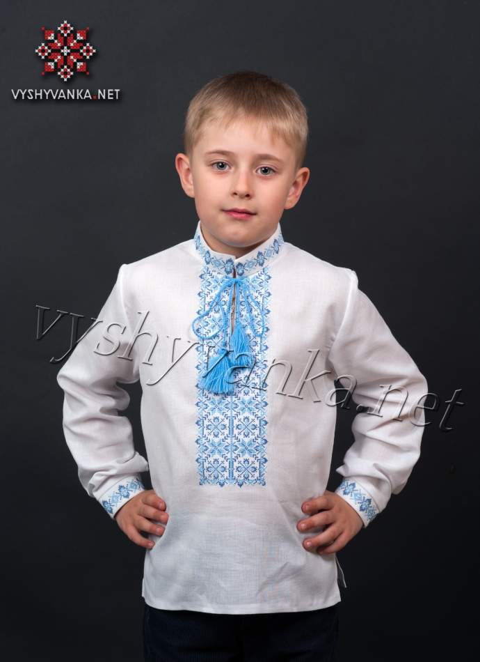 Вишиванка для хлопчика, арт. 0109