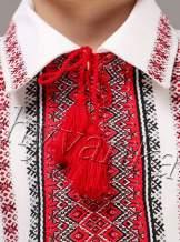 Украинская вышиванка с воротником детская, арт. 0127