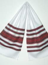 Полотенце с вышивкой тканое, №10