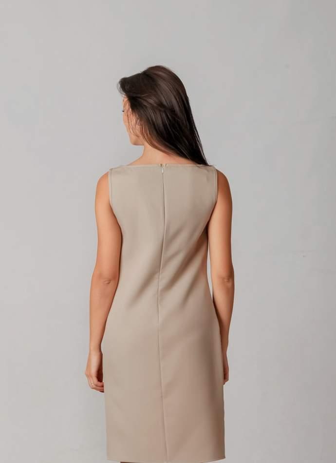 Вишиванка плаття без рукавів, арт. 1001