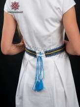 Молодежное платье вышиванка, арт. 1016