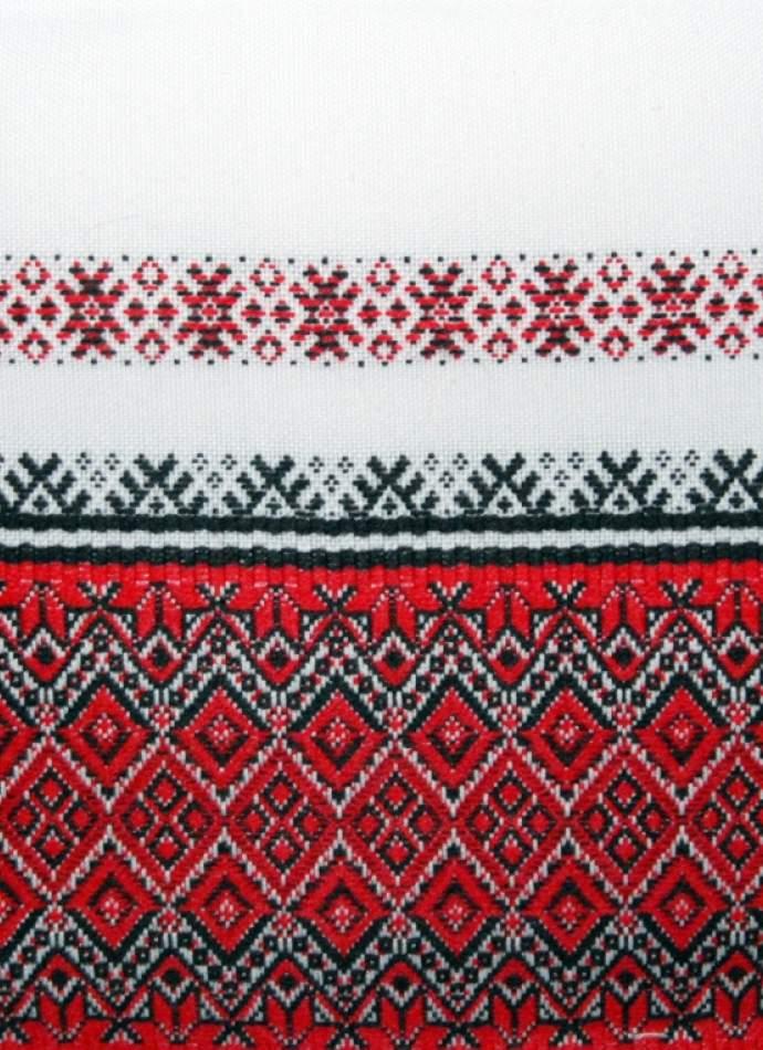 Рушник из тканого полотна, №11