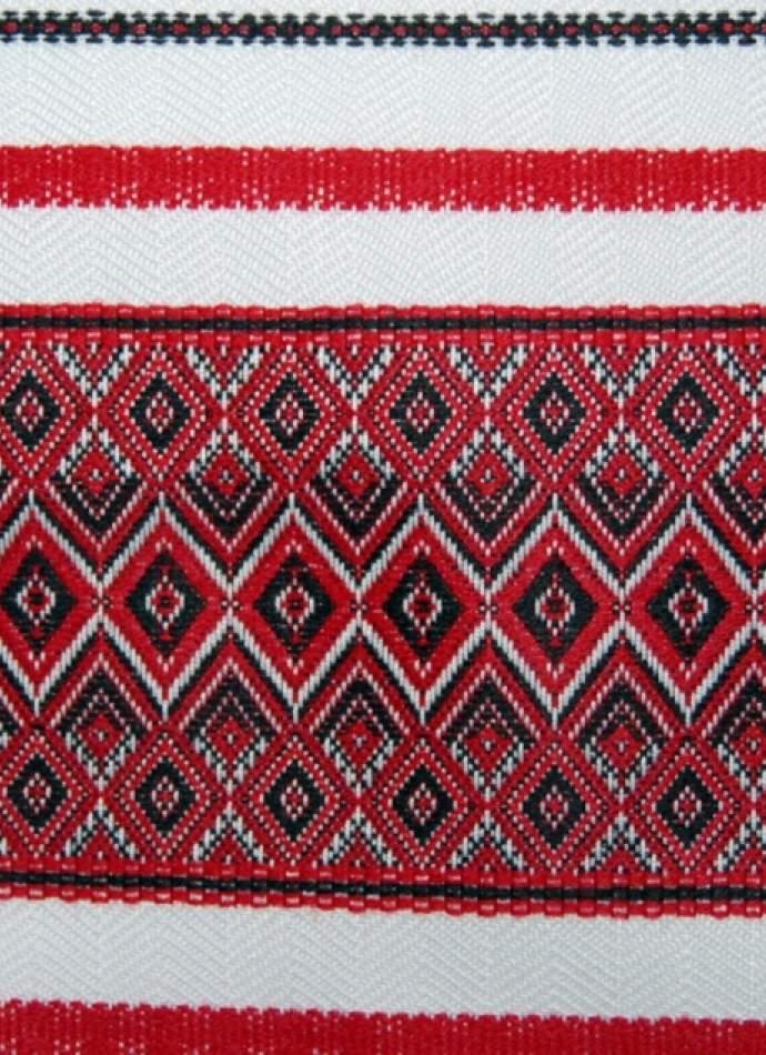 Украинский рушник вышитый, №02
