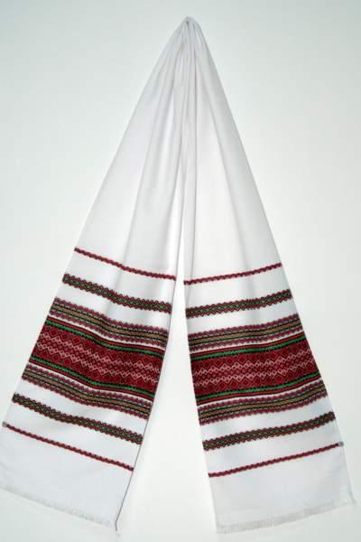 Український рушник тканий, №04