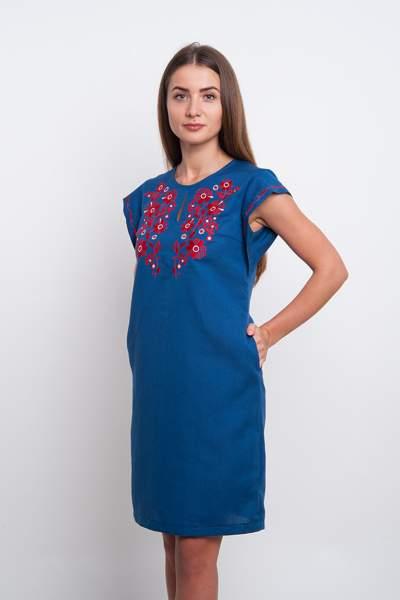 Вишита сукня (плаття), арт. 4175