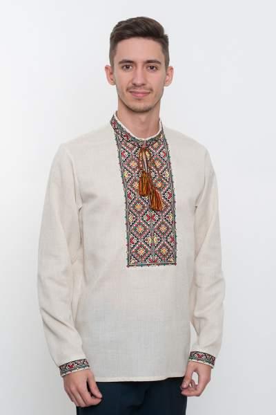 Мужская вышиванка украинская, арт. 4207