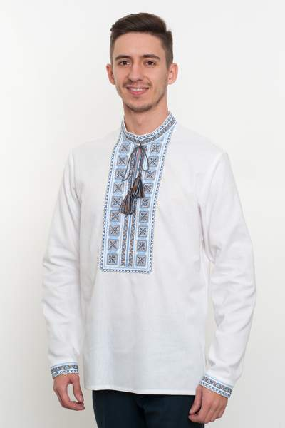 Рубашка вышиванка Полуботка, арт. 4214