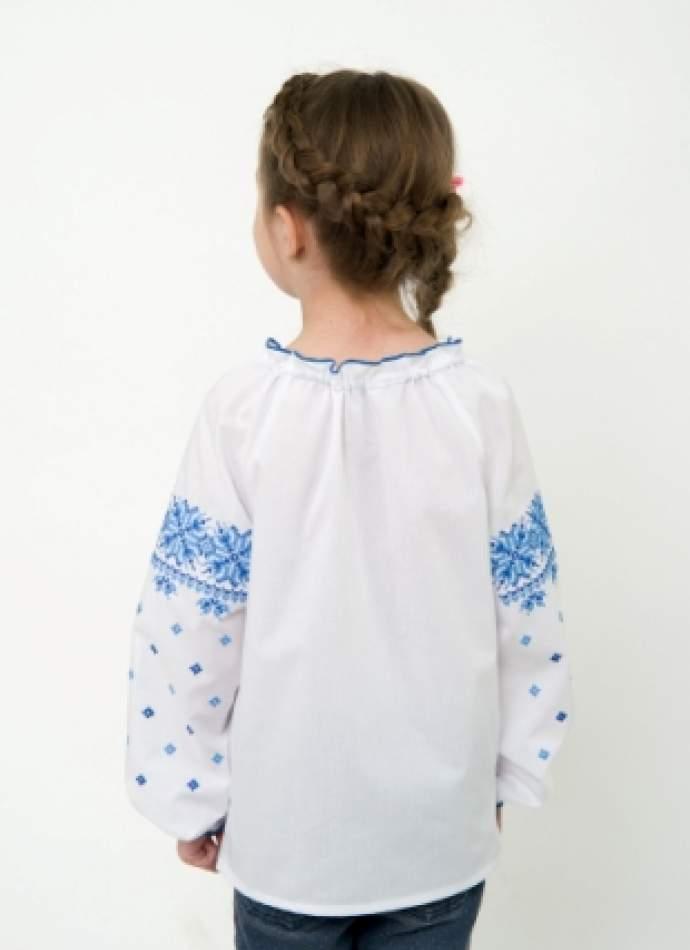 Дитяча вишиванка дівчинці, арт. 4333