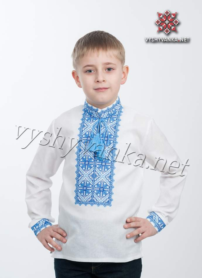 Вишиванка для хлопчика дитяча, арт. 4401