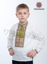Детская вышиванка мальчиковая, арт. 4408