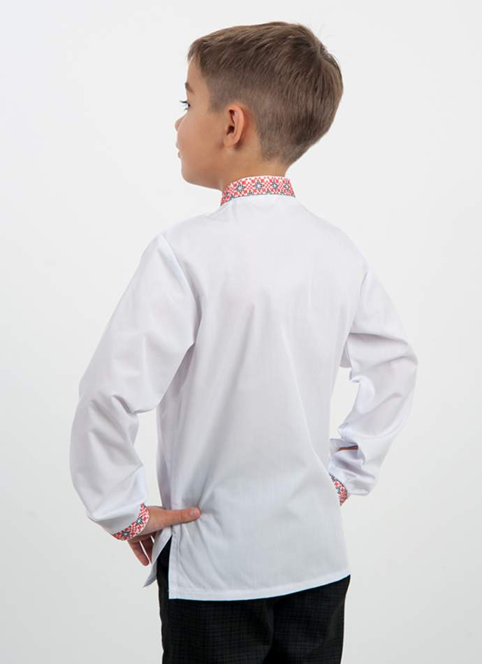 Вышиванка детская для мальчика, арт. 4410