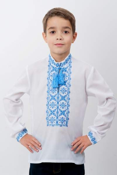 Вышиванка для мальчика, арт. 4413