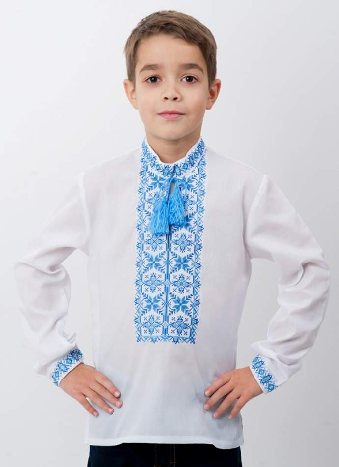 Вишиванка для хлопчика, арт. 4413