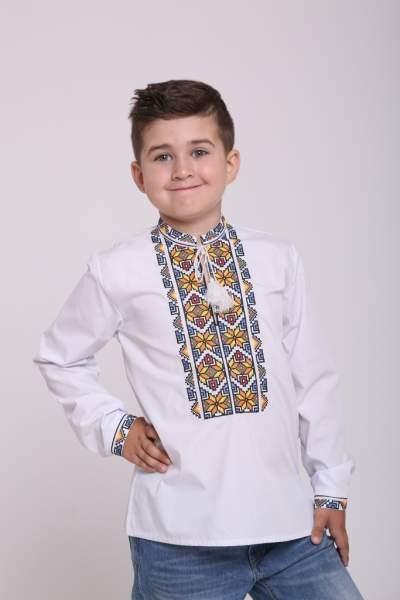 Сорочка на хлопчика, арт. 4422