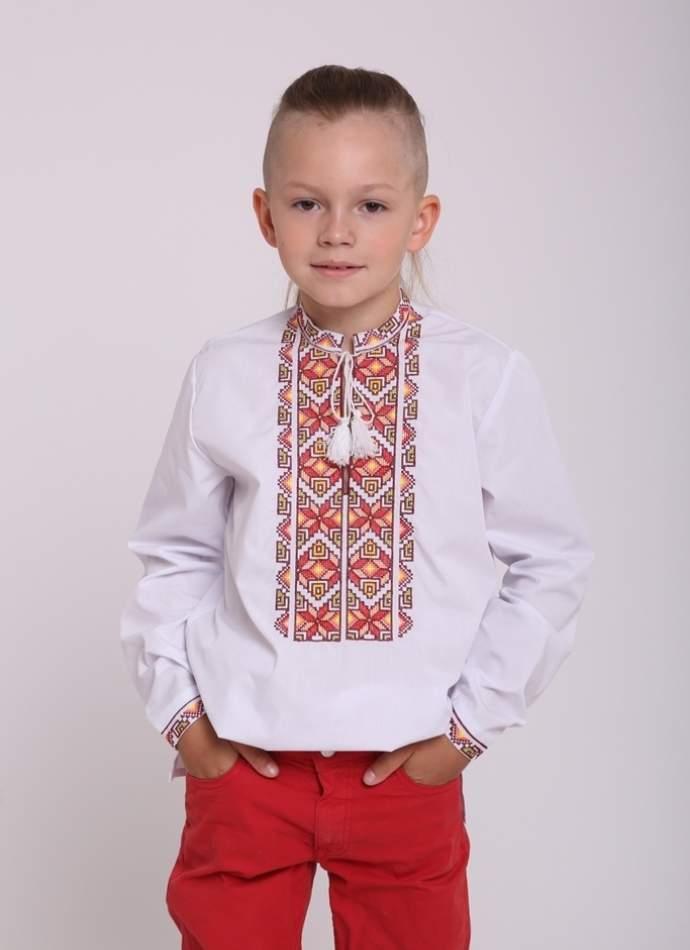 Рубашка на мальчика, арт. 4423