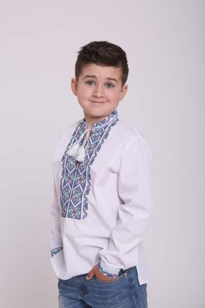 Сорочка на хлопчика, арт. 4424
