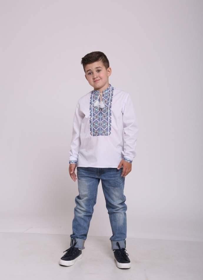 Рубашка на мальчика, арт. 4424