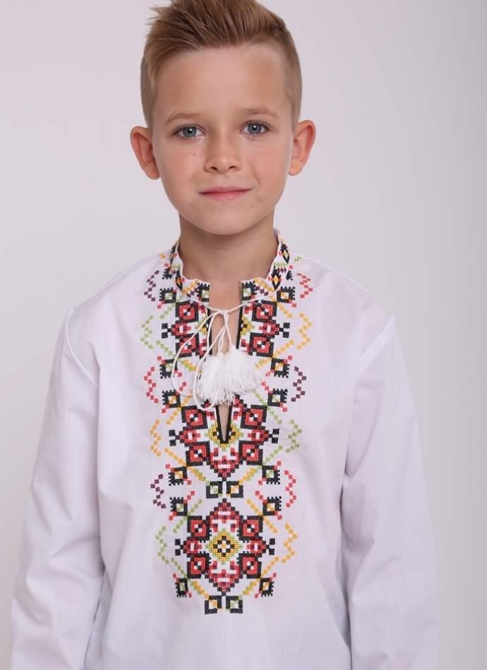 Рубашка на мальчика, арт. 4425