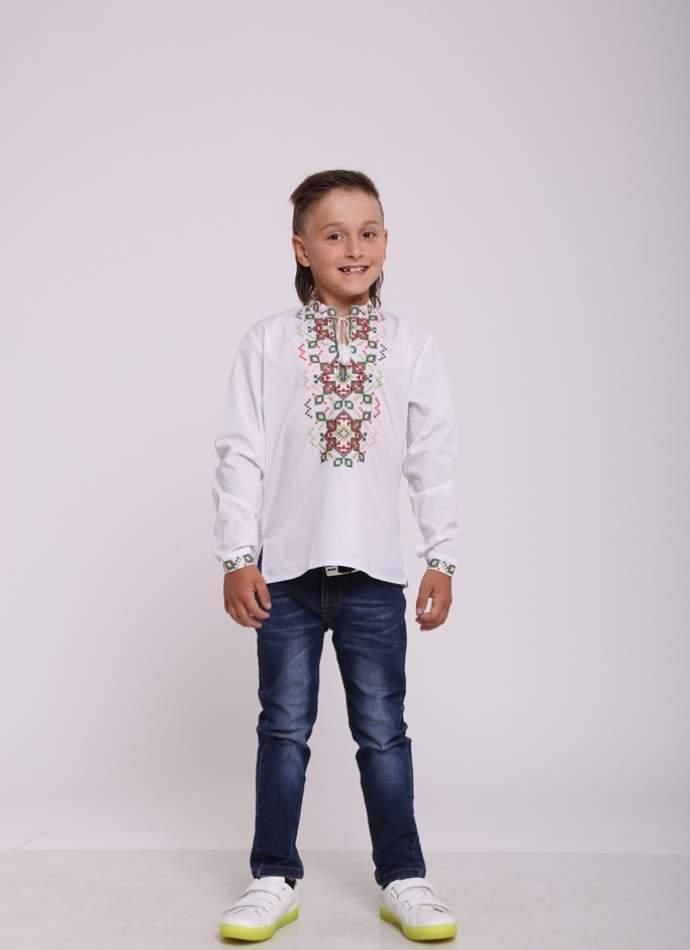 Рубашка на мальчика, арт. 4426