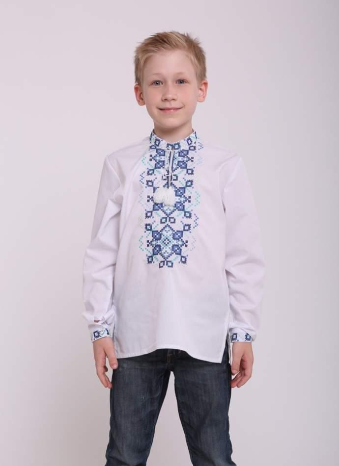 Рубашка на мальчика, арт. 4427