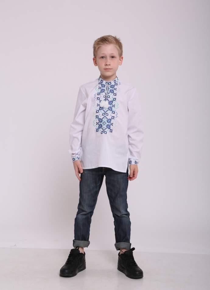 Сорочка на хлопчика, арт. 4427