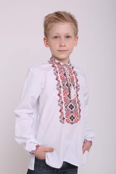 Рубашка на мальчика, арт. 4428
