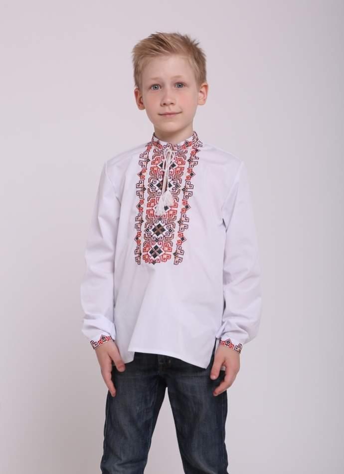 Сорочка на хлопчика, арт. 4428
