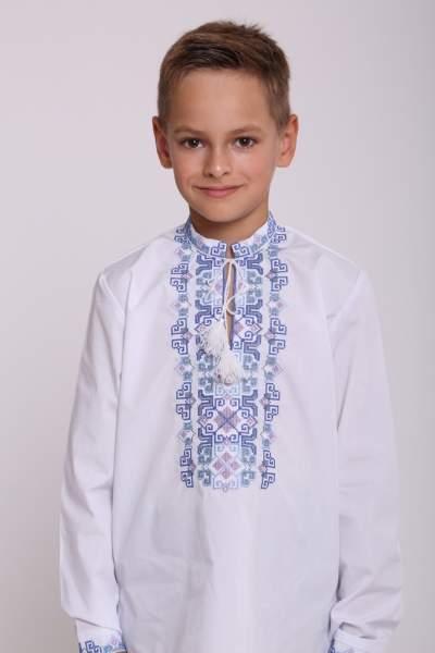 Рубашка на мальчика, арт. 4429