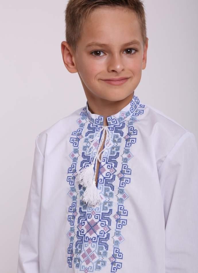 Сорочка на хлопчика, арт. 4429