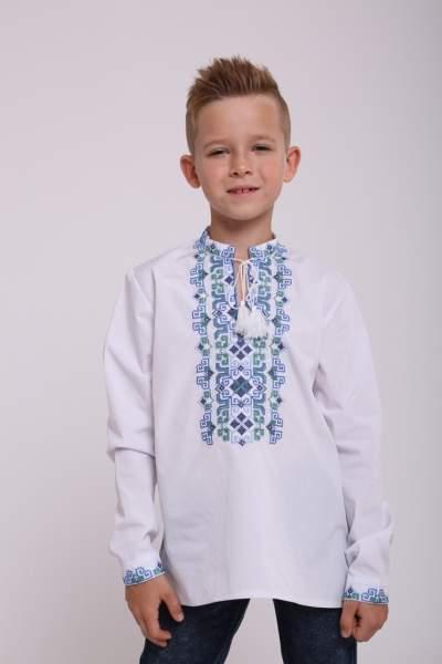 Рубашка на мальчика, арт. 4430