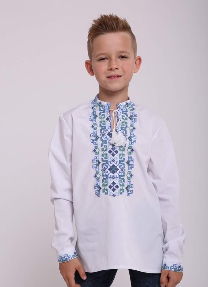 Сорочка на хлопчика, арт. 4430