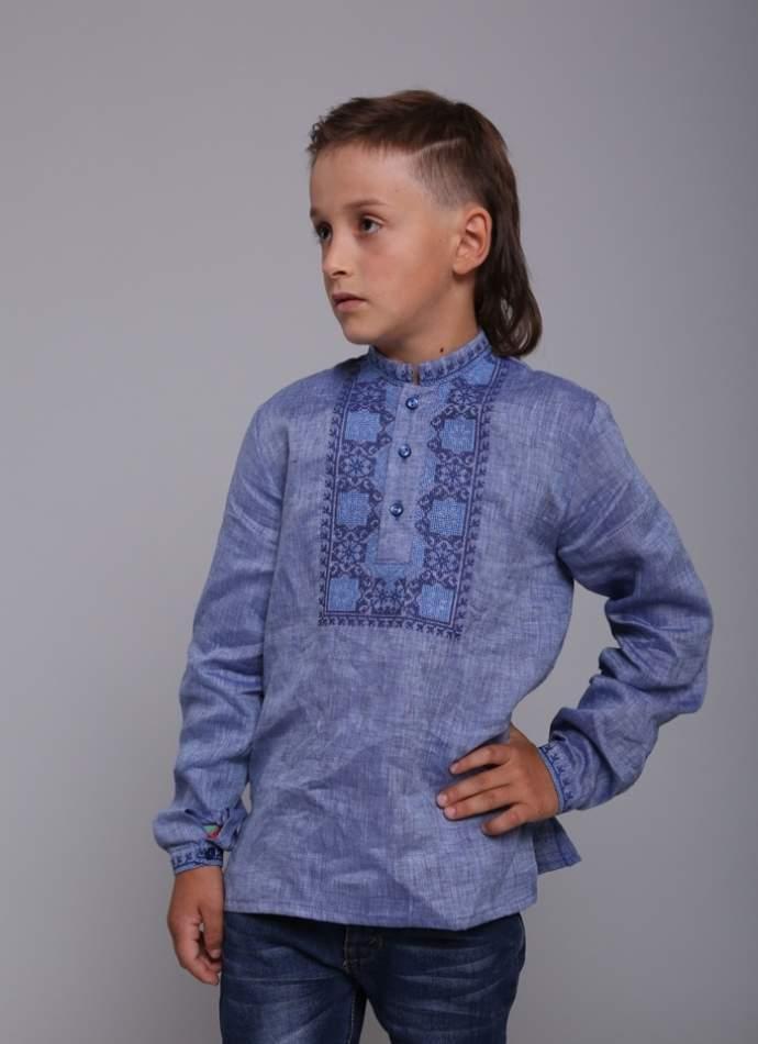 Сорочка на хлопчика, арт. 4431
