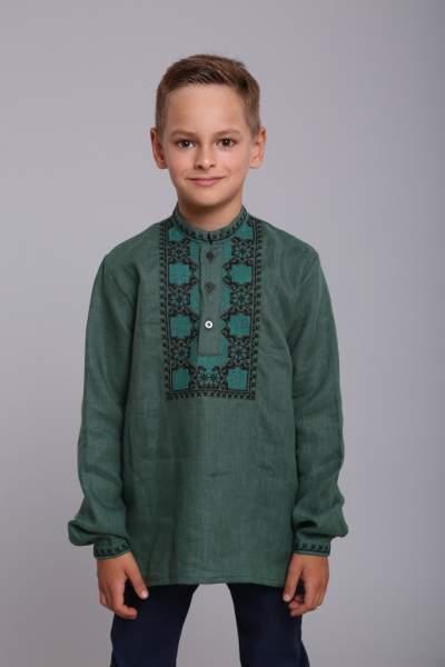 Рубашка на мальчика, арт. 4433