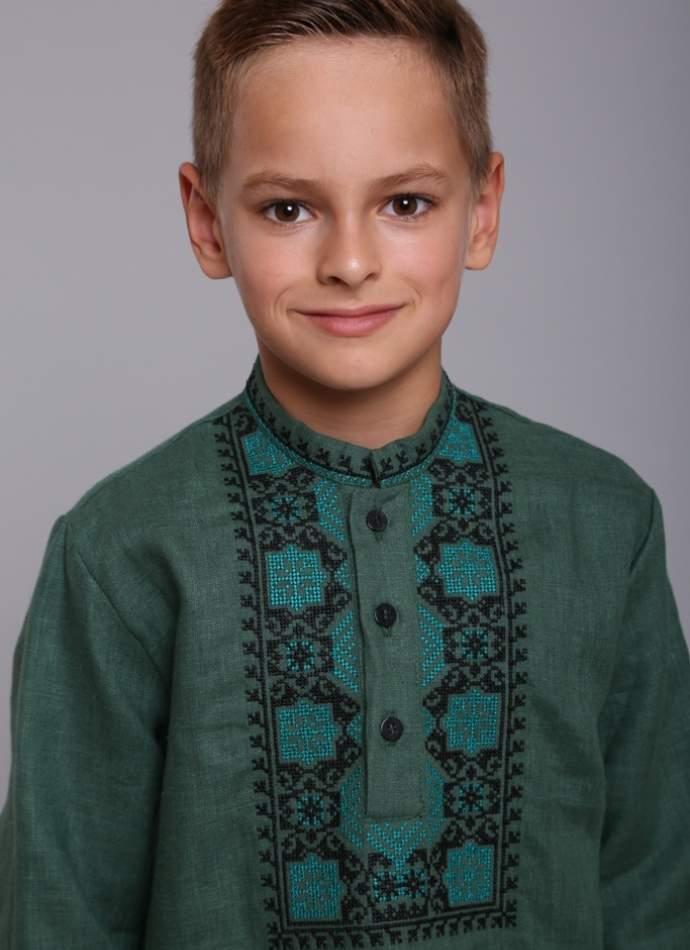 Сорочка на хлопчика, арт. 4433