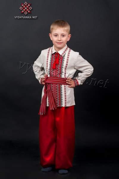 Шаровари на хлопчика, арт. шч