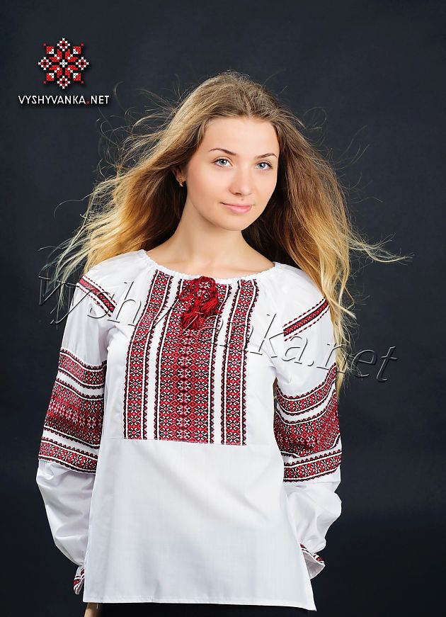 Блузка Вишита Бісером В Омске