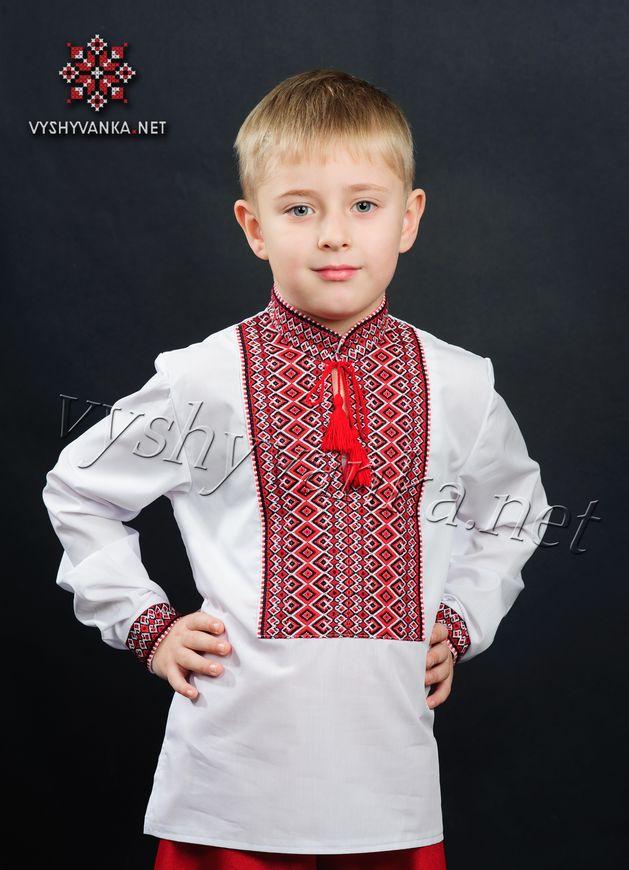 cadfdb604508f2 Вишиванка для хлопчика (ткана нашивка), арт. 0113