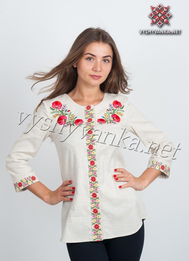 Дизайнерська вишиванка жіноча Київ купити 2f3832e8a9ff1