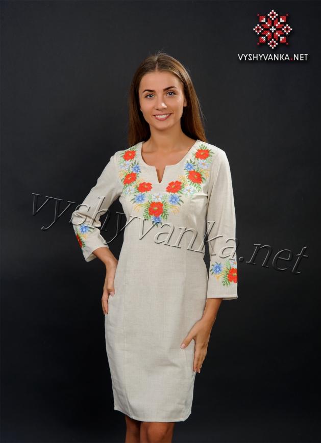Платья вышиванка