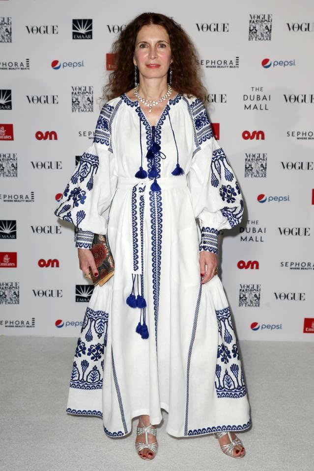 ac25a1e821ecaa Віта Кін – дизайнерка, завдяки якій закордонні модники вивчили слово ...